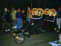 headlamps in Amsterdam 1997