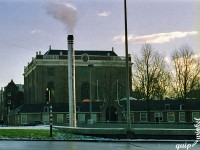 Amsterdam smoking chimney 1998