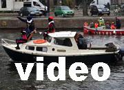 video sinterklaas op de boot